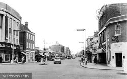 Eltham, High Street 1961