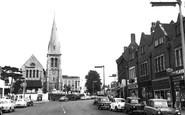 Eltham, High Street and St John's 1961