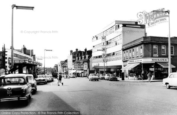 Photo of Eltham, High Street c1965