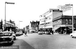 Eltham, High Street c.1965
