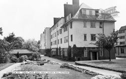 Eltham, Lady Jane Grey Hall, Avery Hill c.1960