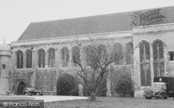 Eltham, Palace c.1955