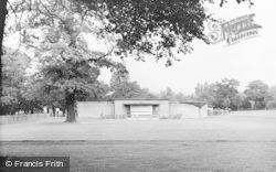 Eltham, Park c.1960