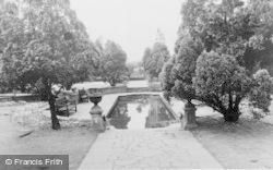 Eltham, Pleasaunce Gardens c.1960