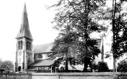 Eltham, St John's Church 1900