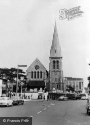 Eltham, St John's Church c.1960