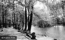 Eltham, Tarn Park c.1955