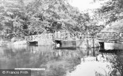 Eltham, Tarn Park c.1960