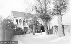Eltham, The Great Hall, Eltham Palace c.1900