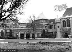 Eltham, The Palace c.1955