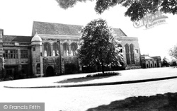 Eltham, The Palace c.1960