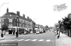 Eltham, Well Hall Road c.1960