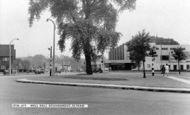 Eltham, Well Hall Roundabout c1960