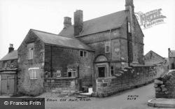 Old Hall, The Yha c.1955, Elton