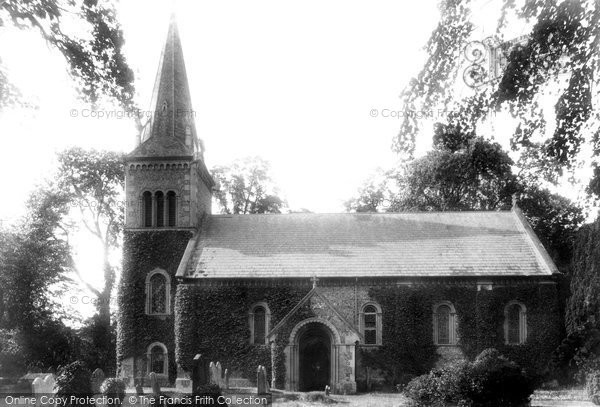 Elvetham Hall photo