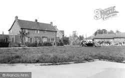 Church Green c.1965, Elvington