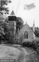 Holy Trinity Church c.1960, Elvington