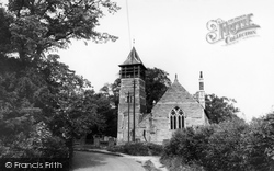 Holy Trinity Church c.1965, Elvington