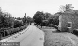 Main Street c.1960, Elvington