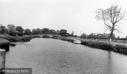 River Derwent c.1960, Elvington