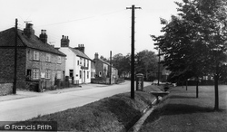 The Village c.1960, Elvington