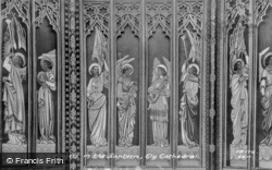 Angels In The Lantern c.1872, Ely