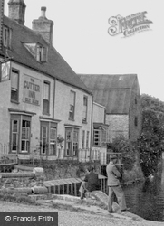 By  The Cutter Inn c.1955, Ely