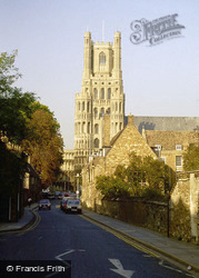 Cathedral, And Old Monastic Servants' Quarters c.1995, Ely