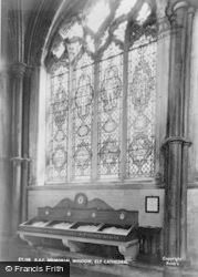Ely, Cathedral, R.A.F Memorial Window c.1965