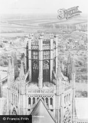 Ely, Cathedral, The Lantern c.1960