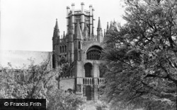 Ely, Cathedral, The Octagon And Lantern c.1960