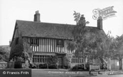 Cromwell House c.1955, Ely