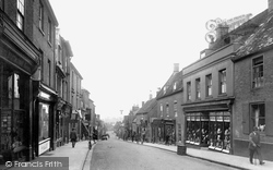 Ely, Fore Hill 1925