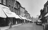 Ely, Fore Hill c1955