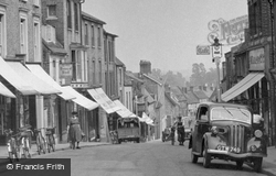 Fore Hill c.1955, Ely
