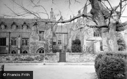 Ely, King's School c.1955