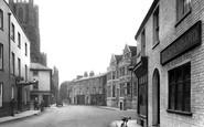 Ely, Lynn Road 1925
