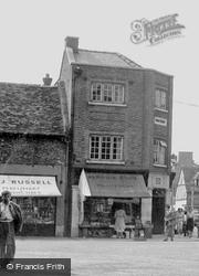 Market Place c.1955, Ely