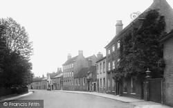 Ely, St Mary's Street 1925