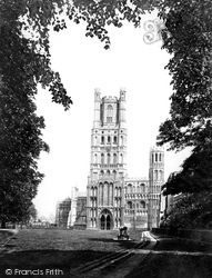 Ely, The Cathedral c.1878