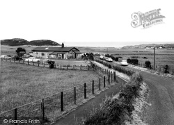 Embleton, Golf Clubhouse And Links c.1960