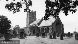 Embleton, Holy Trinity Church c.1960