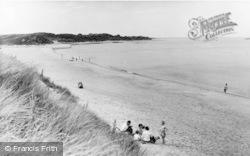 The Beach c.1960, Embleton