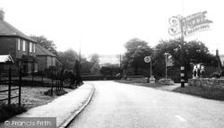 Empingham, Audit Hall Road  c.1960