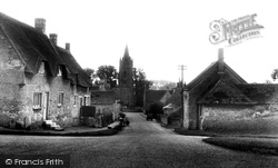 Empingham, Church Street c.1955