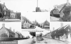 Empingham, Composite c.1960