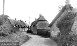 Empingham, Crocket Lane c.1960