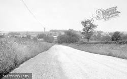 Empingham, Ketton Road c.1960