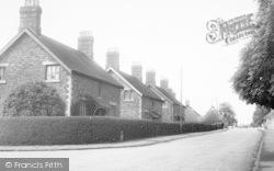 Empingham, Main Street West c.1960