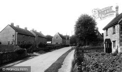 Empingham, Nursery Close c.1960